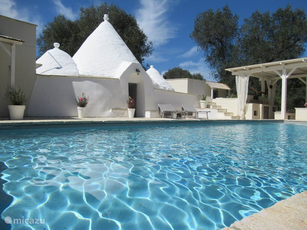 Vacation rental Italy, Apulia, San Michele Salentino villa Sogno l'Estate 2