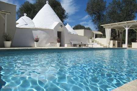 Vakantiehuis Italië, Apulië (Puglia) , San Michele Salentino villa Sogno l'Estate 2