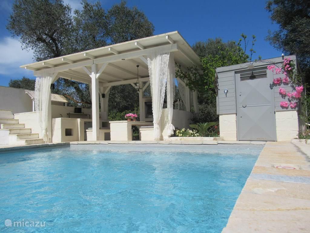 Vakantiehuis Italië, Apulië, San Michele Salentino Villa Sogno l'Estate 2
