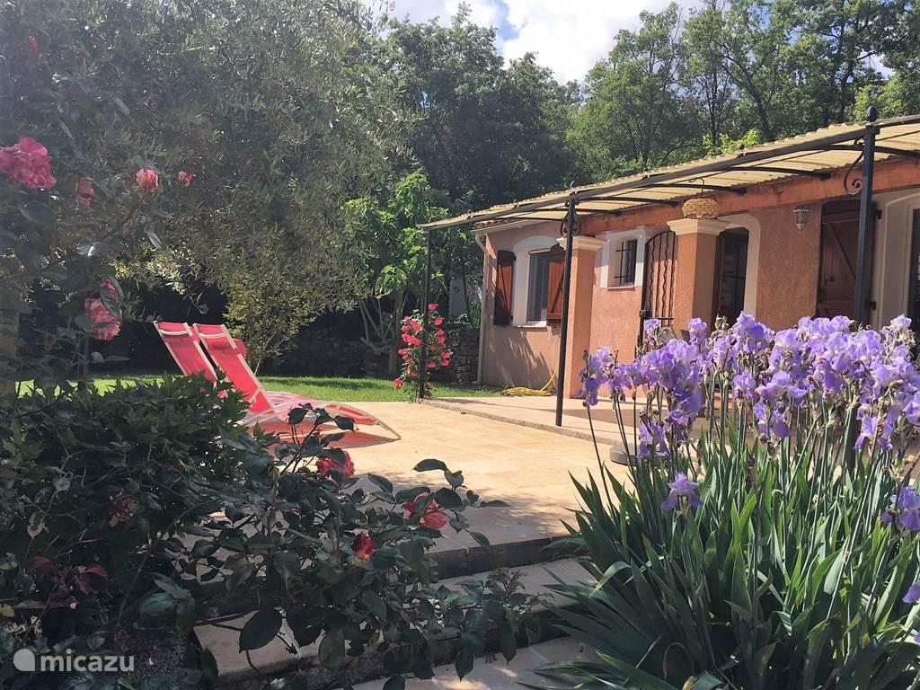 Vakantiehuis Frankrijk, Provence, Brignoles vakantiehuis La Vie en Rose
