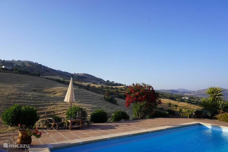 Vakantiehuis Spanje, Andalusië, Villanueva de la Concepción Finca Finca Paso de Cabras