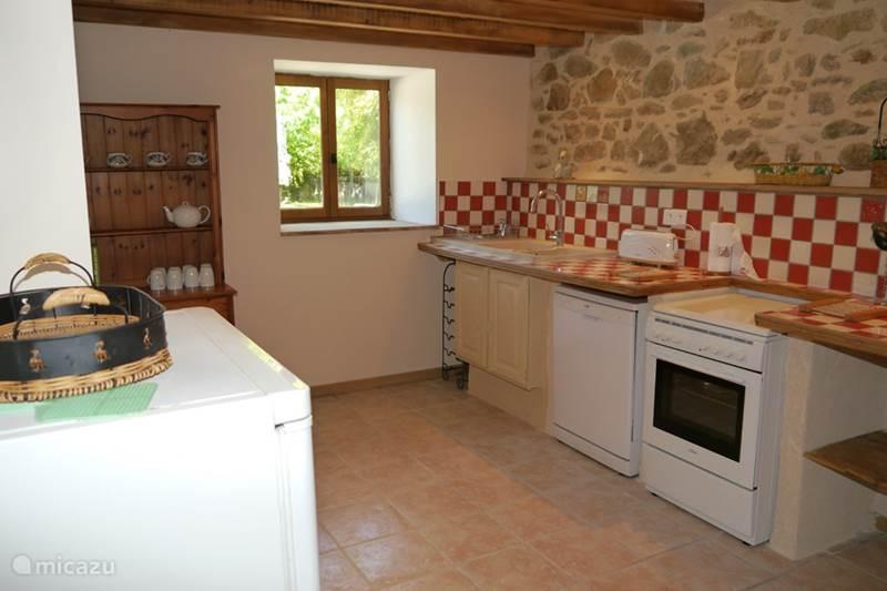 Vakantiehuis Frankrijk, Corrèze, Saint-Julien-le-Vendômois Gîte / Cottage Gite de Vulcain