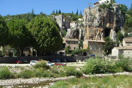 Dorf von Labeaume