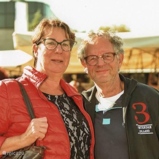 Schelte & Hiltsje Jonkman