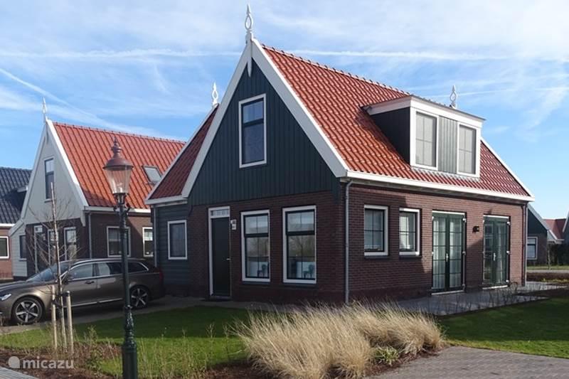 Vakantiehuis Nederland, Noord-Holland, Uitdam Vakantiehuis Poort van Amsterdam # 641