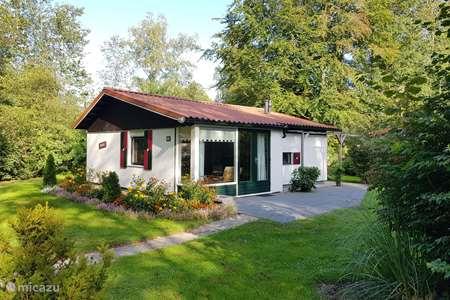 Vakantiehuis Nederland, Drenthe, Exloo bungalow Vakantiehuis Exloo 'Hunsow'
