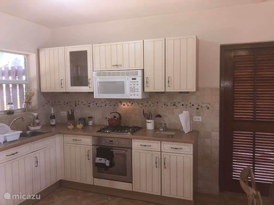 Vacation rental Aruba, Paradera, Paradera Holiday house Cas Cora