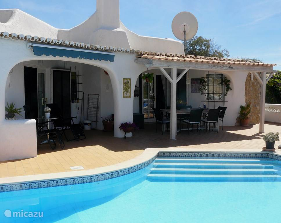 Vacation rental Portugal, Algarve, Carvoeiro villa Villa Margareta
