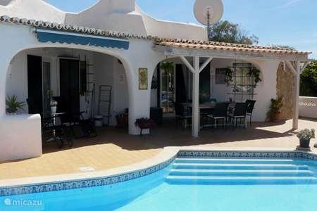 Vakantiehuis Portugal, Algarve, Carvoeiro villa Villa Margareta