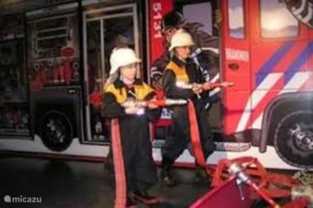 Internationaal Brandweermuseum (30 min fietsafstand)
