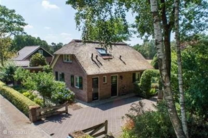 Vakantiehuis Nederland, Overijssel, Holten Vakantiehuis Boshuuske Holten