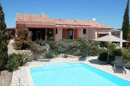 Vacation rental France, Hérault, Assignan villa Holiday villa Rivato