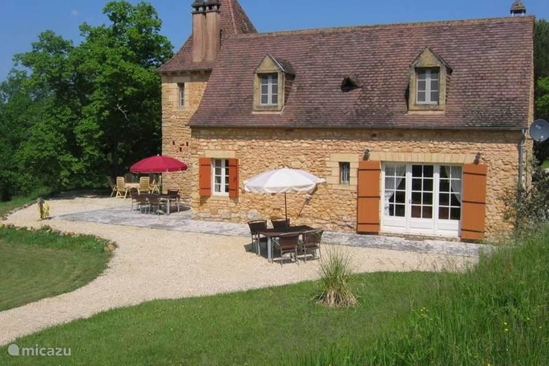 Vakantiehuis Frankrijk, Dordogne, Les Eyzies-de-Tayac-Sireuil Vakantiehuis Lesgrabous