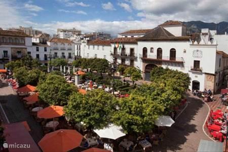 Marbella, Plaza de Naranjos