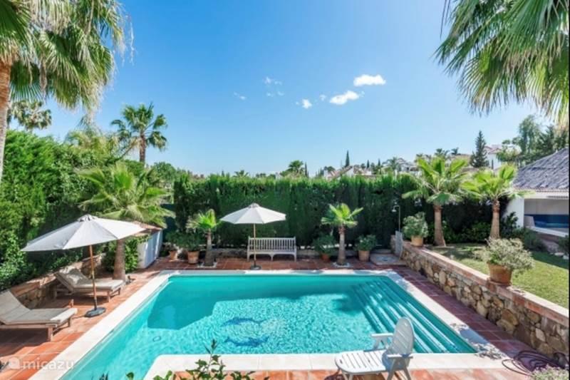 Vakantiehuis Spanje, Costa del Sol, Marbella Villa Casa Quivit
