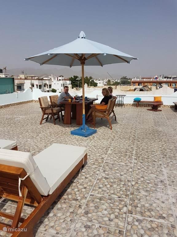 Vakantiehuis Egypte, Rode Zee, Sharm El Sheikh Appartement Villa Hadaba