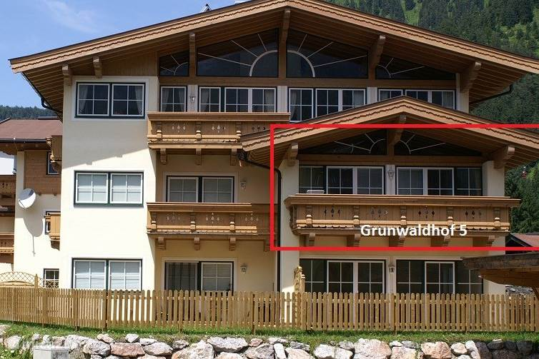 Vakantiehuis Oostenrijk, Tirol, Waidring Appartement Grünwaldhof Top 5