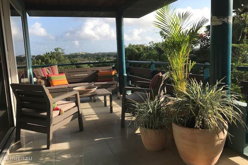 Vacation rental Curaçao, Banda Ariba (East), Mambo Beach Holiday house Luxe woning loopafstand Mambo Beach