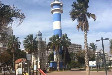 Vakantiehuis Spanje, Andalusië, Torre Del Mar appartement Casa del mar