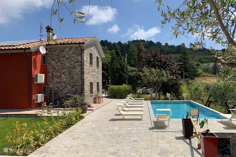 Vakantiehuis Italië, Ligurië, Sarzana Villa Villa Emozione