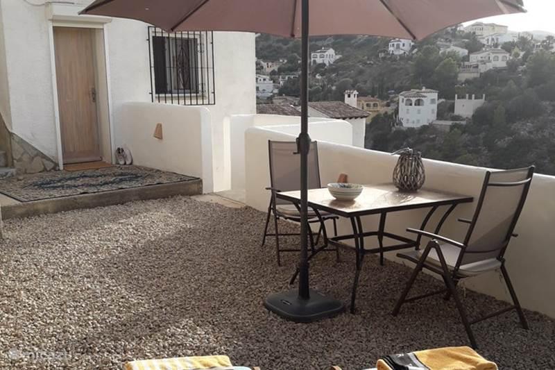 Vakantiehuis Spanje, Costa Blanca, Pedreguer Appartement Casa Noortje