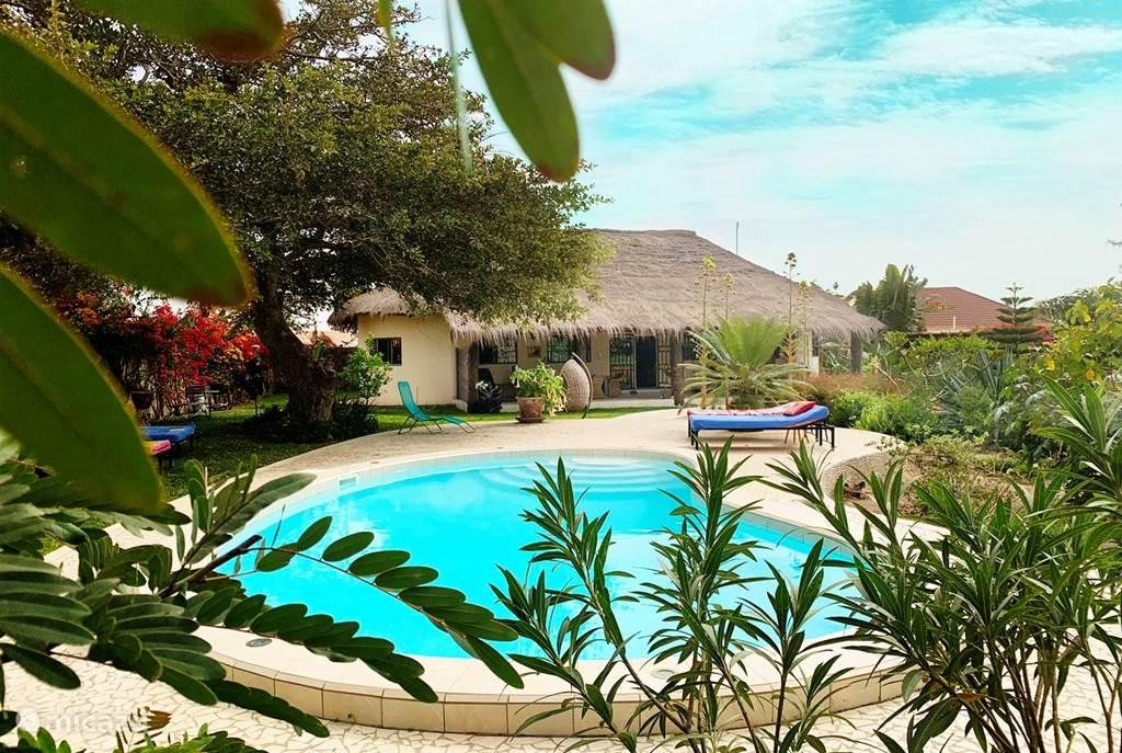 Vakantiehuis Gambia – bungalow Starling Lodge