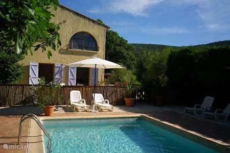 Vakantiehuis Frankrijk, Var, Le Luc appartement Gite Amethist bij 'LesTourterelles'