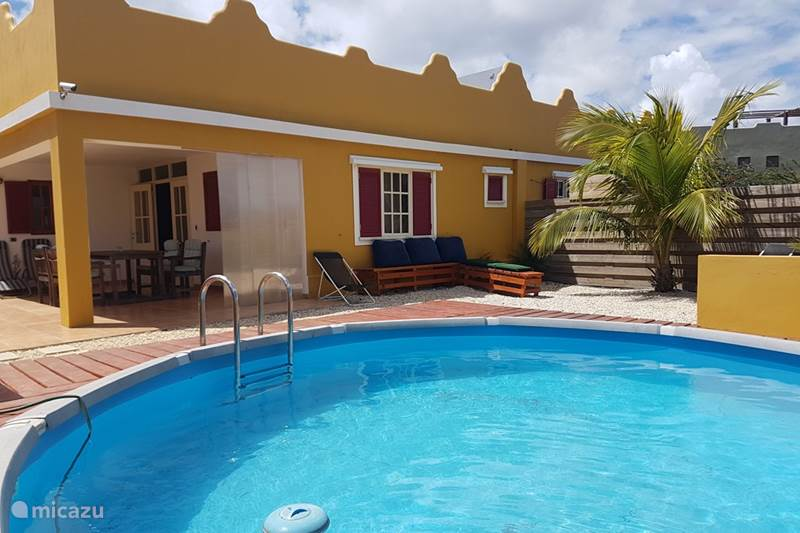 Vacation rental Bonaire, Bonaire, Belnem Holiday house Kas Koos 2