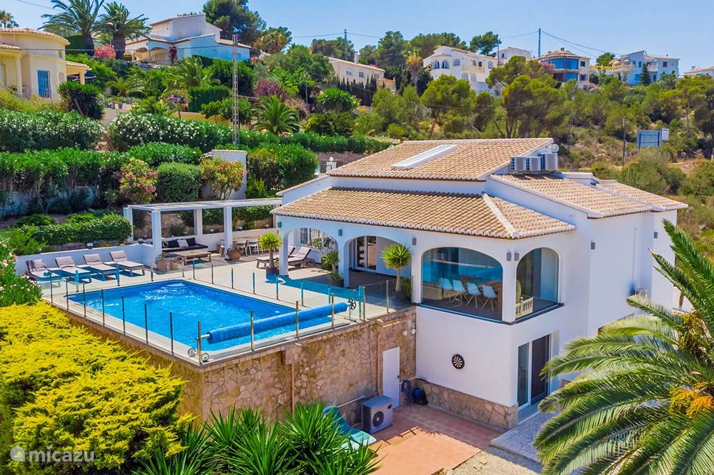 Vacation rental Spain, Costa Blanca, Javea villa Villa Mellow