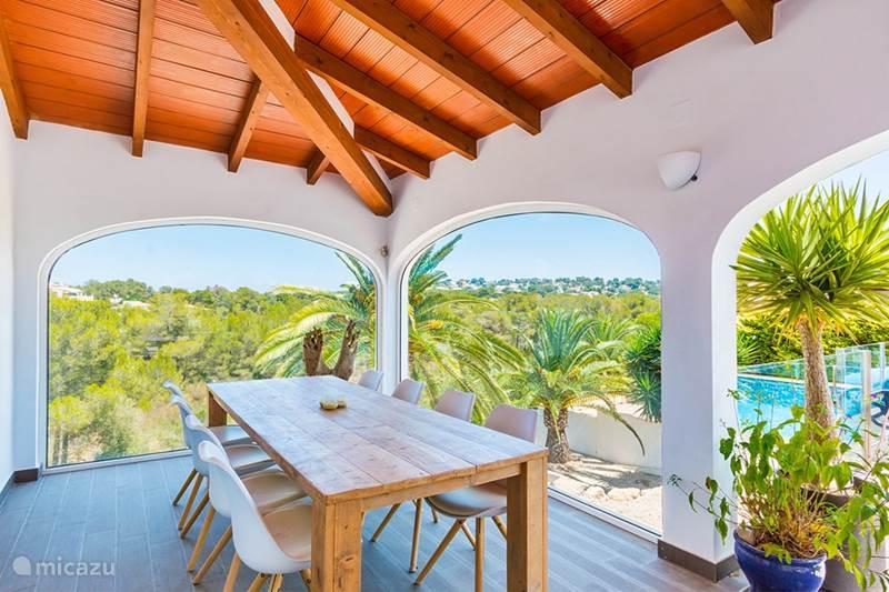 Vakantiehuis Spanje, Costa Blanca, Javea Villa Villa Mellow