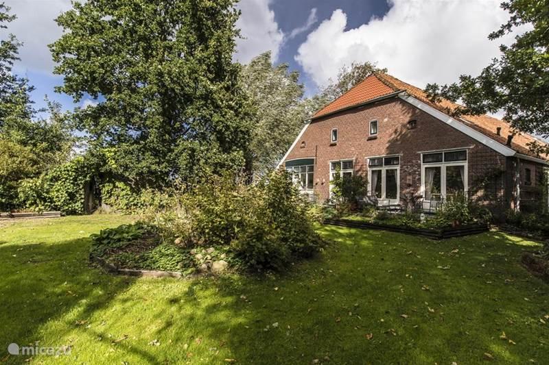 Vakantiehuis Nederland, Groningen, Wedde Boerderij BuitenWedde Hermelijn