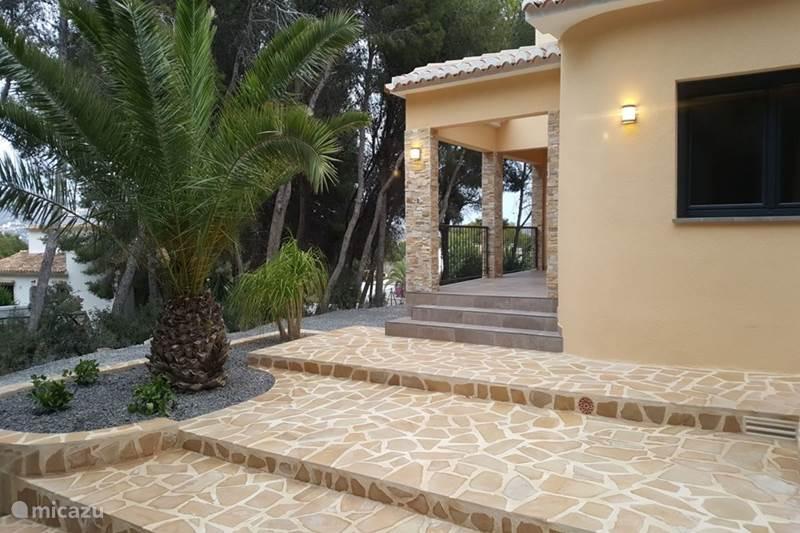 Vakantiehuis Spanje, Costa Blanca, Moraira Villa Villa Rio Serpis