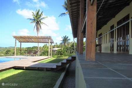 Vacation rental Brazil – villa Villa Sol Eterno