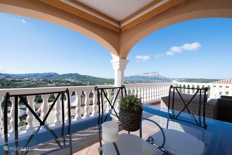 Vakantiehuis Spanje, Costa Blanca, Benitachell Villa Casa de los Suenos