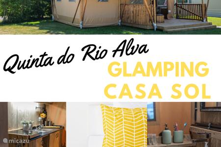 Vakantiehuis Portugal, Coimbra, Mouronho vakantiehuis Glamping Casa Sol