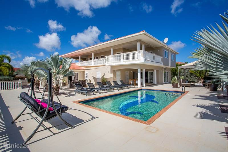 Vacation rental Curaçao, Banda Ariba (East), Jan Thiel Villa Villa Belle Jolie