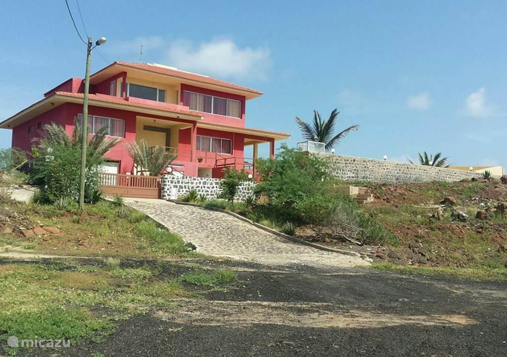 Vakantiehuis Kaapverdië, Sao Vicente, Mindelo Villa Villa Baia das Gatas