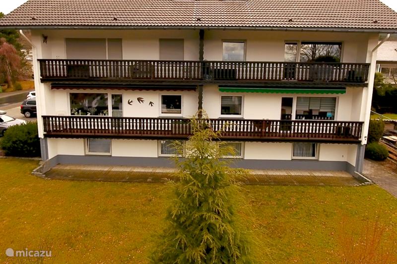 Ferienwohnung Deutschland, Sauerland, Hildfeld - Winterberg Appartement Ferienwohnung Wijngaard