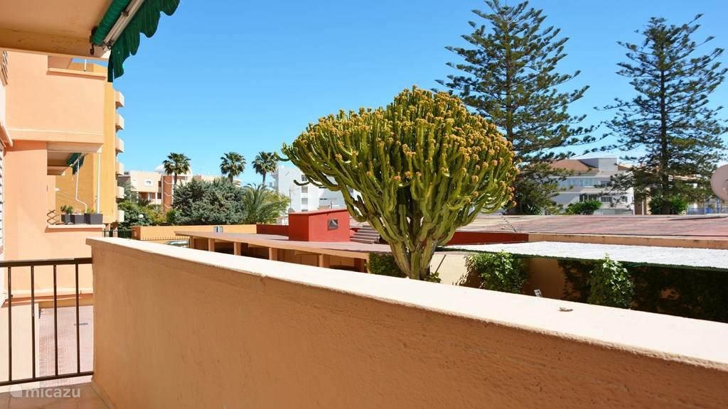 Vakantiehuis Spanje, Costa Blanca, Javea - appartement 4-pers app. in Javea, 100m vh strand