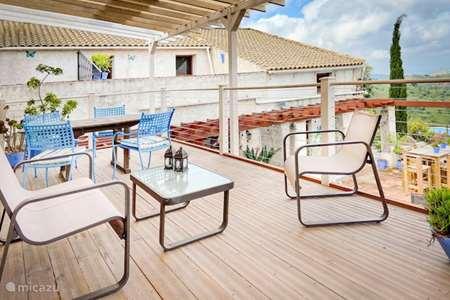 Vakantiehuis Spanje, Andalusië, Álora finca Finca Las Nuevas, Casa Maria Arriba