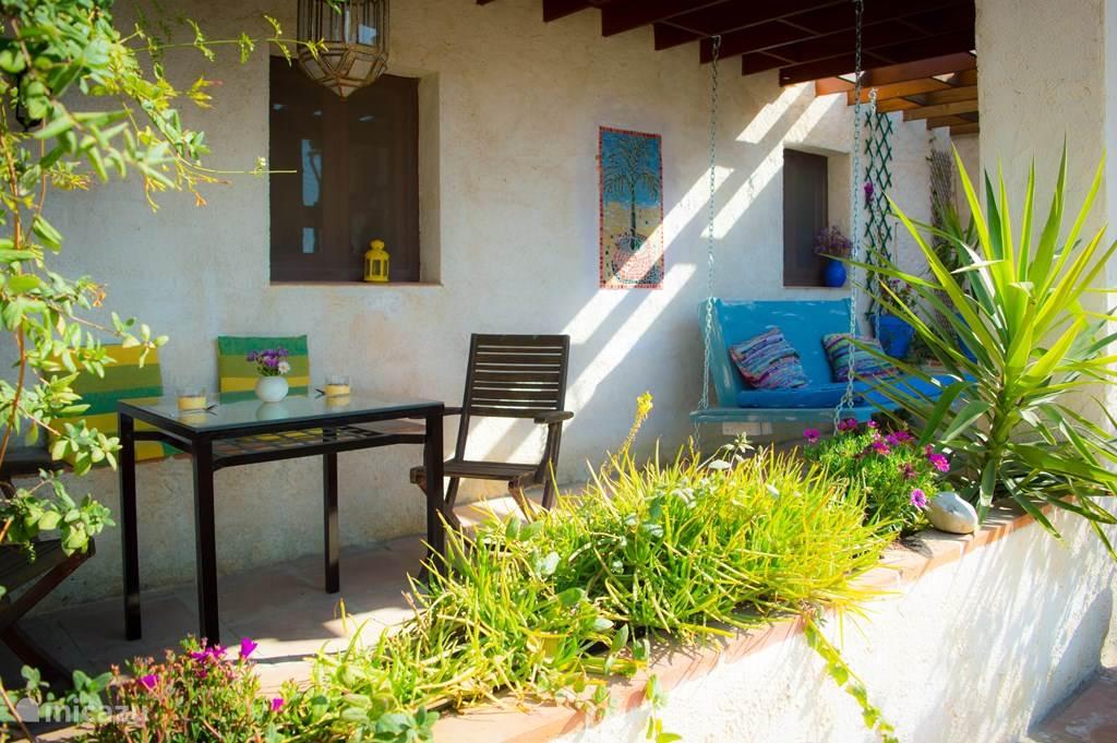 Vakantiehuis Spanje, Andalusië, Álora appartement Finca Las Nuevas, Casa Maria