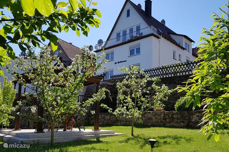 Vakantiehuis Duitsland, Sauerland, Waldeck am Edersee Vakantiehuis Vakantiewoning Am Stadtbrunnen