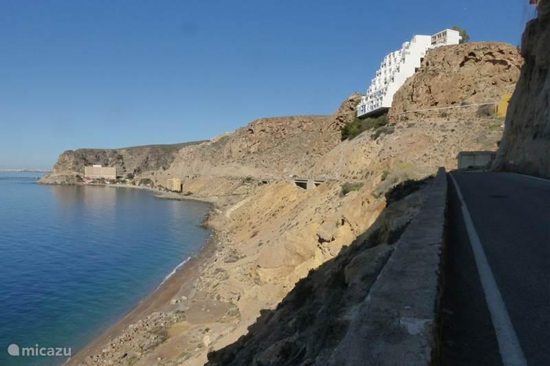 Vakantiehuis Spanje, Costa de Almería, Almeria Appartement Appartement Espejo del Mar