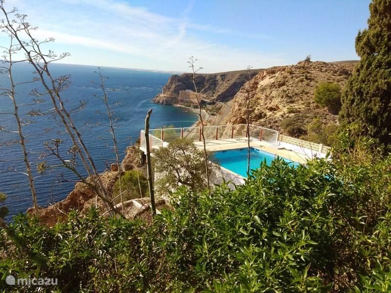 Vakantiehuis Spanje, Andalusië, Almería Appartement Appartement Espejo del Mar