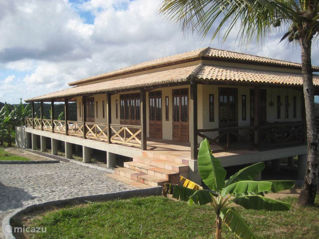 Vakantiehuis Brazilië, Bahia, Cachoeira de Itanhi Jandaira villa Villa Boa Vista