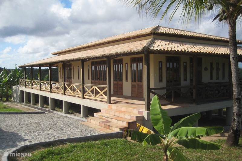 Vakantiehuis Brazilië, Bahia, Cachoeira de Itanhi Jandaira Villa Casa Boa Vista II