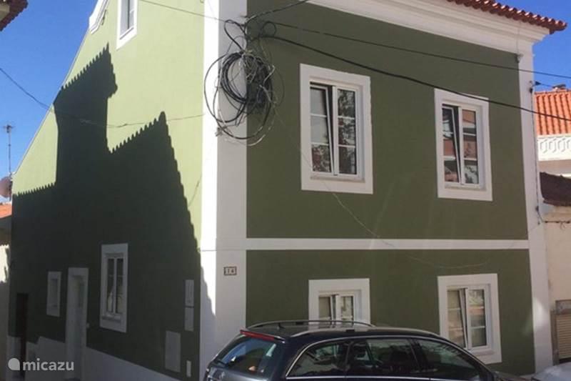 Vakantiehuis Portugal, Costa de Prata, São Martinho do Porto Vakantiehuis Casa Verde