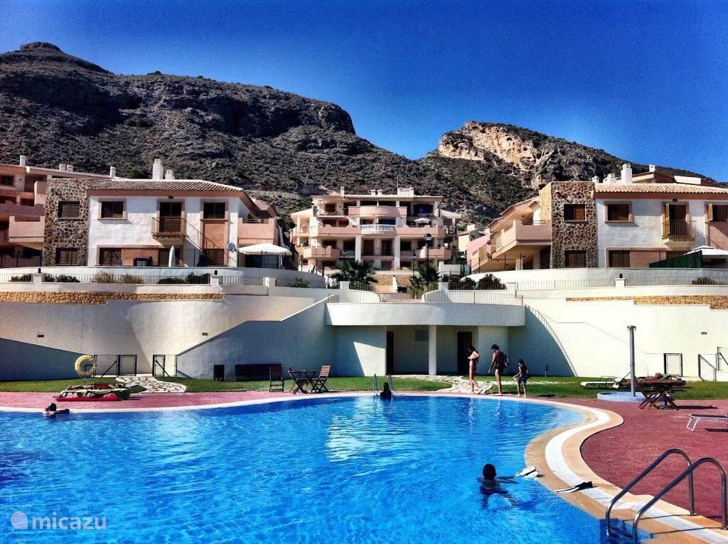 Vakantiehuis Spanje, Costa Blanca, Finestrat - appartement CasaMama