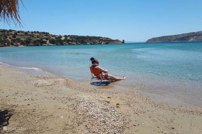 Vakantiehuis Griekenland, Athene, Athene Appartement 700m.van de strand,160m² huis Athene