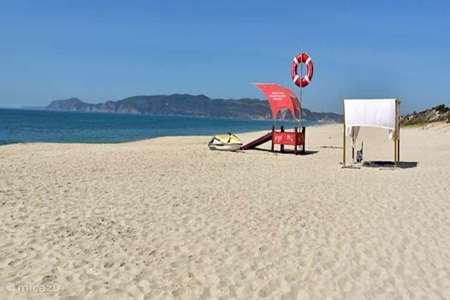 Vakantiehuis Portugal, Lissabon Kust, Setubal – appartement Zee- en jachthaven zicht appart.